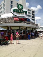 Kelly's ...Revere Beach MA ...best roast beef ever! a must have when in Boston ...and first place to put roast beef in a sandwich!