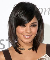 Vanessa Hudgens... Medium hair length haircut