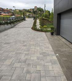 Particolare pavimento esterno (3) | Marciapiede e portico by Stefano ...