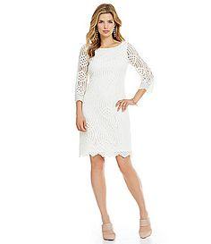 Jessica Simpson Textured Knit Dress #Dillards