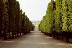 Shonbrunn Palace, Vienna