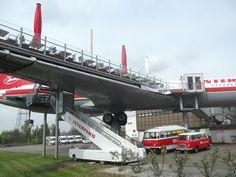 Interflug restaurant