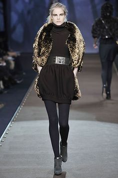 Fendi Fall 2008 Ready-to-Wear - Collection - Gallery - Look 1 - Style.com