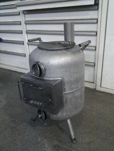 gas bottle wood burner ile ilgili görsel sonucu