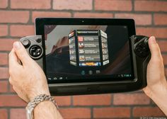 Wikipad: Hands-on with the gaming tablet taking aim at consoles - Tablets