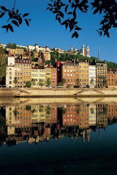 France Travel Inspiration - Les Rives de Saône - Lyon 2ème - Office du Tourisme de Lyon