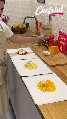 Pasta Recipes, Appetizer Recipes, Cooking Recipes, Recipes Dinner, Indian Food Recipes, Italian Recipes, Snacks Für Party, Creative Food, Diy Food