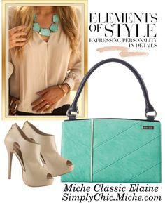 """""""Miche Classic Elaine"""" by miche-kat on Polyvore"""