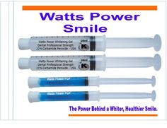 Watts Power White 22% Teeth Whitening Sets- 2 Complete Sets >>> Learn more by visiting the image link.