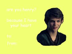 Once Upon A Time Peter Pan Valentine