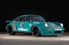 BINGO SPORTS WORLD   1986 Porsche 911 Carerra 934 RSR version