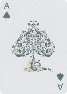 Blossom Playing Cards