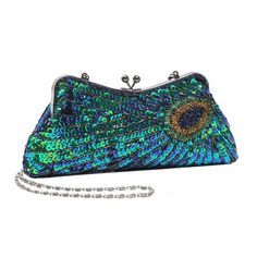 MG Collection Laurel Hand Beaded Sequined Peacock Design Purse, Green, One Size MG Collection http://www.amazon.com/dp/B00H20WU9K/ref=cm_sw_r_pi_dp_Z9Ukvb01RZ92G