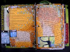 JOURNALFEST 2009  altered books and journals #journal- many very cool examples!