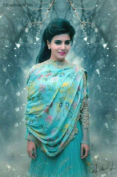 Baby Face Dean Winchester New Ideas Samantha Images, Samantha Ruth, Beautiful Girl Indian, Most Beautiful Indian Actress, Beautiful Bollywood Actress, Beautiful Actresses, Glamour Photo Shoot, Babe, Bollywood Girls