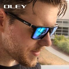 bc366d01989 OLEY Brand Vintage Style Sunglasses Men Classic Male Square Glasses Driving  Travel Eyewear Unisex Y6625