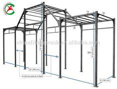 New crossfit rack / crossfit rigs
