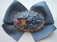 broche fimo by Dark baker,Elena Garcia Rizo, via Flickr