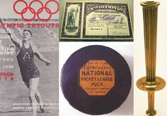 Olympic memorabilia, even plain-old trash, has value...Save those ticket stubs!