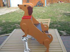Weiner Dog Dashshund Dog Steps Bed Steps by RockingBirdhouse