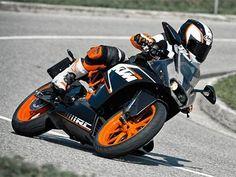 Fotos KTM RC 200 2014