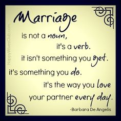 good marriage quote!