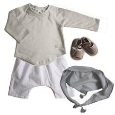 Camiseta gris de Tocotó Vintage en muxugorri www.muxugorri.com