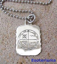 3rd-Pentacle-of-Jupiter-King-Solomon-Seal-Silver-Pendant