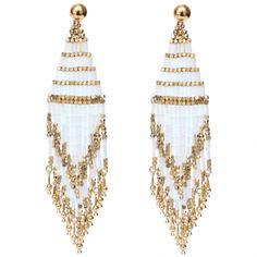 Boucles d'oreilles Perles Turquoise