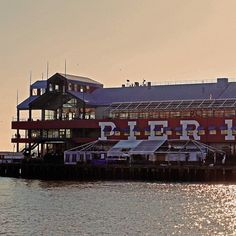 Pier 17 - South Street Seaport NYC