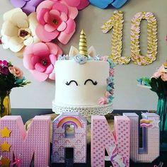 Tiffany Birthday Party, Tiffany Party, 10th Birthday Parties, Birthday Bash, Rainbow Parties, Childrens Party, Unicorn Party, Craft Party, First Birthdays