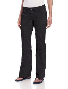 Prana Monarch Convertible Pants - Love the fit, water and dirt resistant material, durability, and length of shorts. This season they even come in different pant leg lengths. They run a little big.  I usually wear a size 6 and order a 4 short in this pant. $80.00