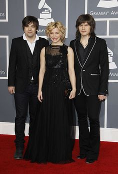 The Band Perry at The Grammys.