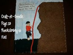 Craftadoodle: Quiet Book: Page 13 and Printable Patterns