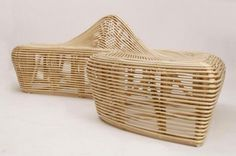 Indonesian Modern Contemporary Rattan Furniture by Alvin Tjitrowirjo - Home Interior Design