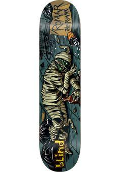 Blind Romar-Party-Monster-R7 - titus-shop.com  #Deck #Skateboard #titus #titusskateshop
