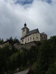 Unzmarkt-Frauenburg - Frauenburg, Kirche Hl. Jakob der Ältere Kirchen, Woman