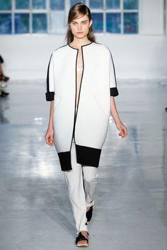 Spring 2015 Ready-to-Wear - Zero + Maria Cornejo