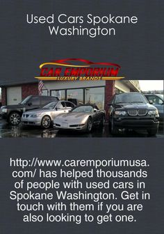 Talk about the best used cars for sale in Spokane WA, and http://www.caremporiumusa.com/ is the one name that comes to mind instantly.