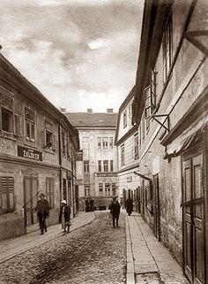 Zagreb - 1910. - Dolac