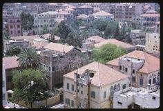 #Beirut - #Lebanon [1965]   Copyright Charles W. Cushman