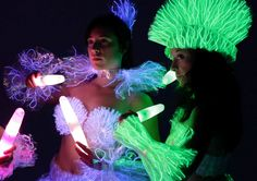 Beyo Beyond Blacklight #Photography, Blacklight #Shows and #Performances