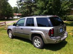 03' Chevy Trailblazer