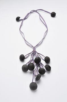 Contemporary Jewellery by Mia Maljojoki