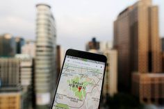 KOREA TRAVEL INFOMATION: Lost in Seoul? Google maps won't help you