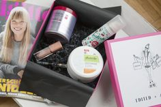 Pinkbox Oktober 2015 ~ MorganLeFlay Beauty