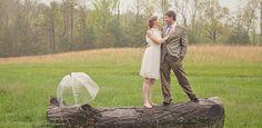 Consigli e ispirazioni per un matrimonio sotto la pioggia | YES in ITALY Wedding Magazine