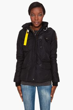 It is truly very worthy for you to order Parajumpers New Denali-Woman Jacket Black