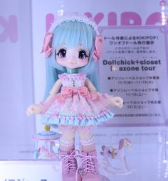 Ongoing Rourou Kikipop festival in Harajuku's Rourou playroom. Video here: https://m.youtube.com/watch?v=U9Ppat4bdBY #azone #kikipop #rourou #kiki #harajuku #kinokojuice #kinokojuicekiki #kinokojuicejill #kinokojuicekikipop #dolls #festival #dollfestival #japan