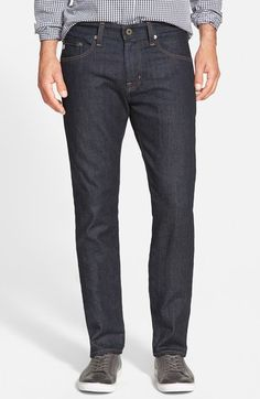 AG 'Matchbox' Slim Fit Jeans (Patridge) available at #Nordstrom